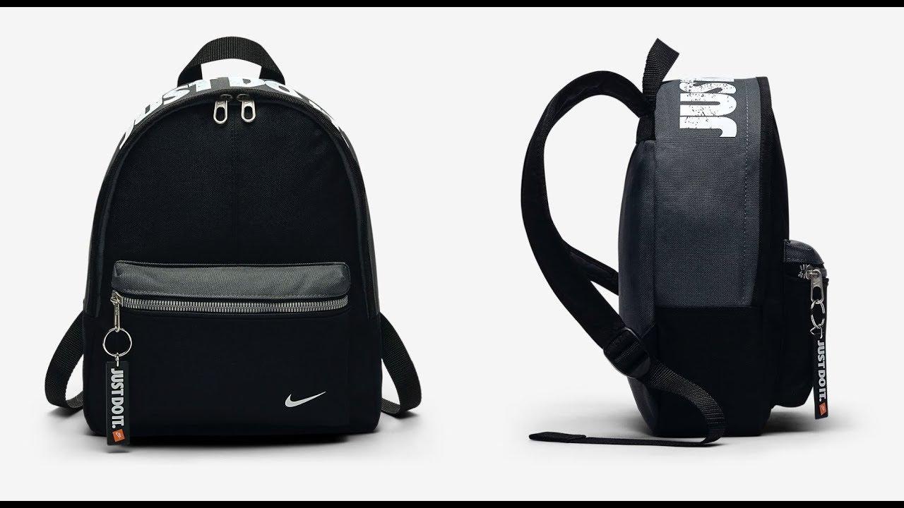11e6bb410 NIKE CLASSIC Kid's Backpack (BA4606-017) | No. #281 - YouTube