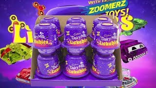New Lickables ZOOMERZ TOYS! thumbnail