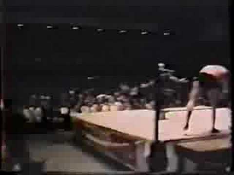 Jackie & Roughhouse Fargo vs. Crazy Luke Graham & Don Duffy streaming vf