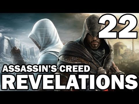 Assassin's Creed Revelations - 22 - The Maiden's Tower