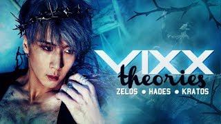 VIXX THEORIES ► Zelos, Hades, Kratos & Shangri-La