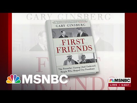 The Close Friendships That Helped Shape American History | MSNBC