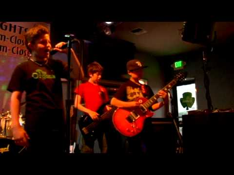 "The Organics ""Fly Away"" 3/6/2011 Be Natural Music ~ Real Rock Band"