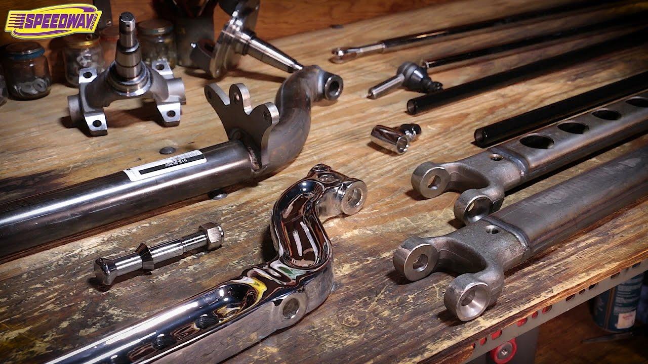 Speedway Tech Talk - Solid Axle Basics - YouTube