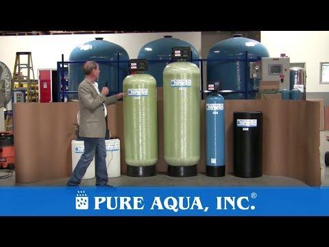 Media Filtering System Qatar, 31 GPM   www.PureAqua.com