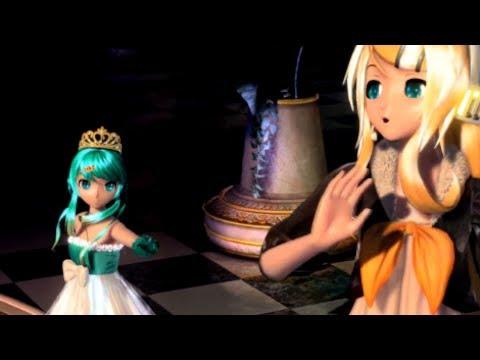 【VOCALOID4】Cendrillon - Rin V4x & Gumi...