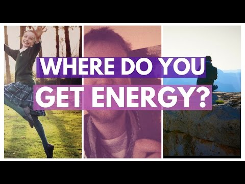 Erik Thor - How Do I Get Energy As An Intuitive?