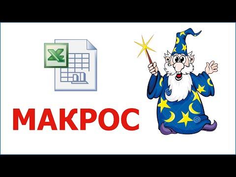 Макросы в Excel. Почувствуйте себя волшебником.
