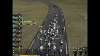 Pro Cycling Manager 2013 - Sprint Tutorial