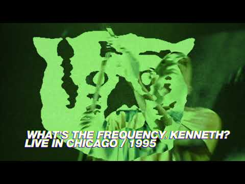 R.E.M. - What's The Frequency, Kenneth? (Live in Chicago / 1995 Monster Tour)