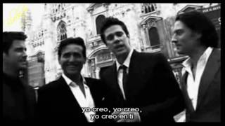 IL DIVO - I Believe in you (Subs Español)