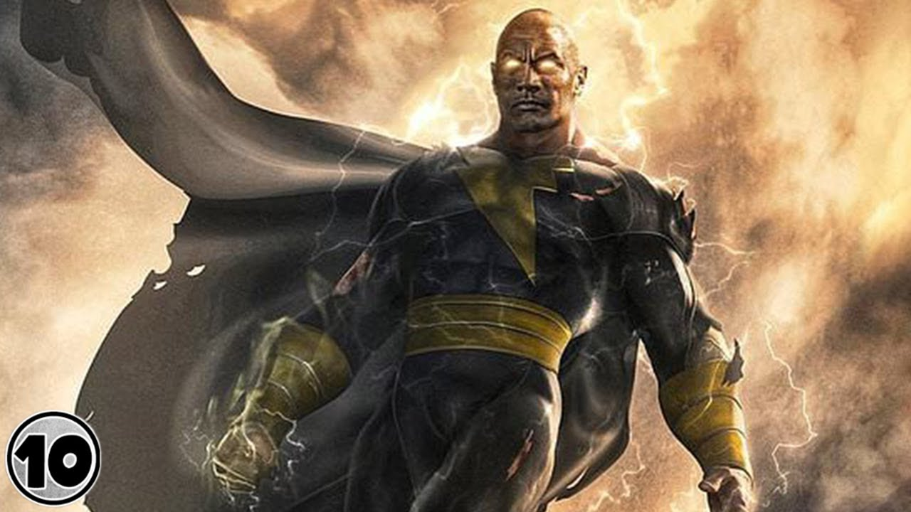 Download Top 10 Scary Black Adam Facts You Need To Know
