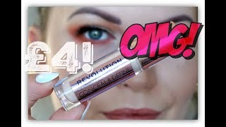 💥ZAMIENNIK TARTE SHAPE TAPE ZA 20 ZŁ?Makeup Revolution Conceal and Define💥ғoĸυѕowana