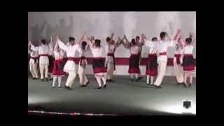 Muguri de Breaza - 2013 - dansul CaLaBreaza - Navodari - Dans Romania Open