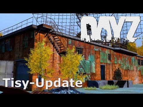 DayZ Standalone Tisy-Militärbase Update - Neue Radarstation [Gameplay] Let's Play DayZ