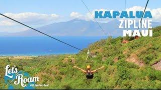 Things to Do in Maui, Hawaii - Kapalua Ziplines