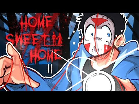 Home Sweet Home 2 - WOKE UP DRUNK IN A SPOOKY SCARY FORREST! Ep. 1