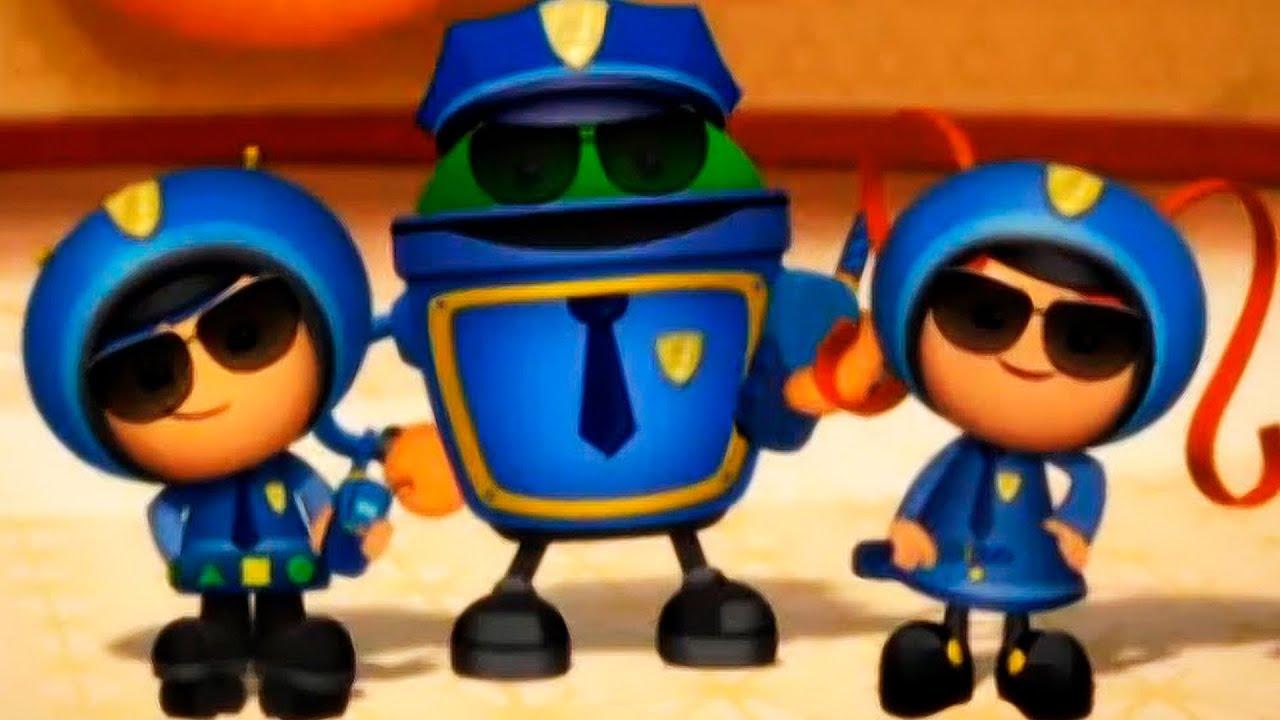 Team Umizoomi Umi Cops