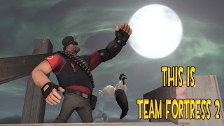 This Is Team Fortress 2 [This is Halloween Parody] [SFM]