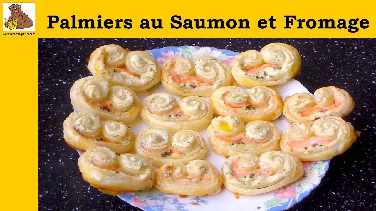 palmier saumon
