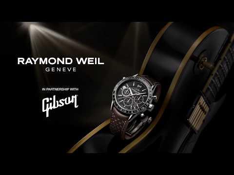 Raymond Weil Freelancer Gibson Les Paul