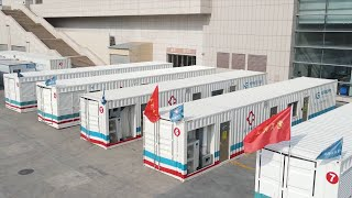 GLOBALink | Mobile PCR labs show China's speedy response to COVID-19 in Lanzhou