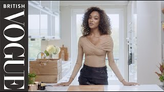 Cooking With Jourdan Dunn | British Vogue