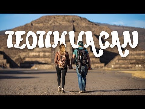 Tacos and Teotihuacan | Mexico Travel Vlog