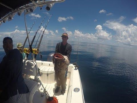 Go~Live Offshore Fishing, Matagorda, Texas 7/8/17