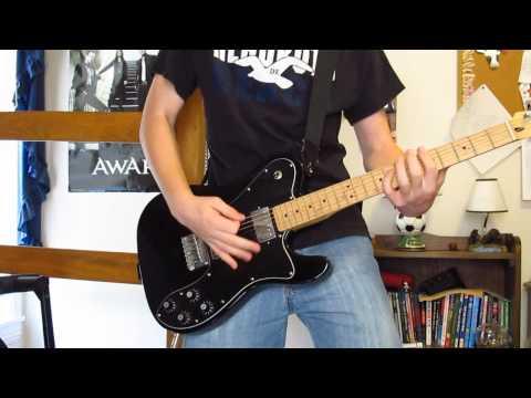 Frontline | Pillar | Guitar Cover | HD!