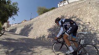 XXIII Vuelta Ciclista Ciudad de Valladolid Junior - Contrarreloj en Portillo