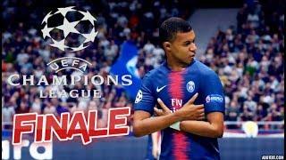Mbappé vs Real Madrid FINAL UEFA CHAMPIONS LEAGUE 2018/2019 FIFA 19