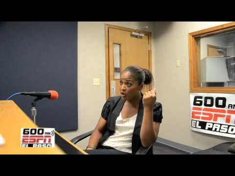 Laila Ali Talks About Boxing