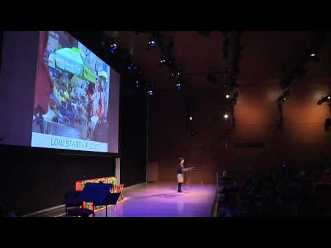 Green Carts -- bringing the backyard to the Bronx: Kerry McLean at TEDxManhattan