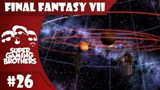 SGB Play: Final Fantasy VII - Part 26 | The Rocks of the Lion's People