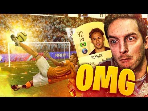 E' ARRIVATO NEYMAR!!! GOAL & SKILLS MOSTRUOSI! [FIFA 19]