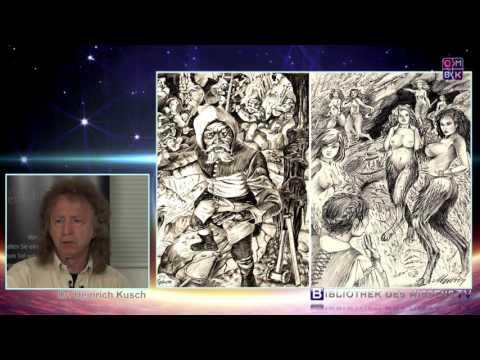 Heinrich Kusch: Geheimnisvolle, riesige, prähistorische Gangsysteme in der Steiermark