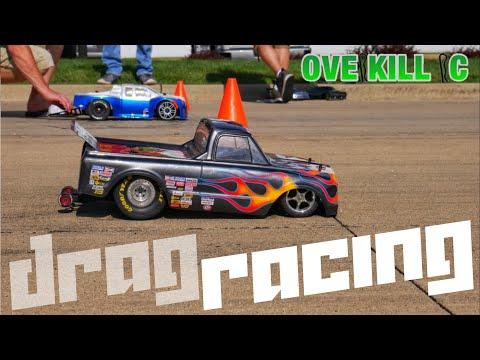 ROAD RASH | Scale R/C Drag Racing | Overkill RC