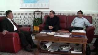 Silaturahmi SiGePi ke KBRI Aljazair