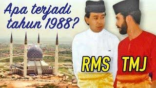 👀 TANGGAL 1988 : ORANG SHAH ALAM KENA AMBIL TAHU!