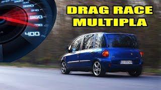 Pierwszy DRAG RACE Multiplą! ;)