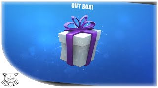 Fortnite Gift Box again! - Fortnite: Save the World