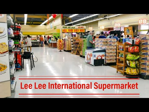 Lee Lee International Supermarket: Shopping On A Sunday Afternoon   Retail Archaeology 2
