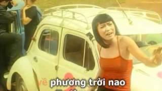 Phuong Thanh - Lang Thang (Karaoke)