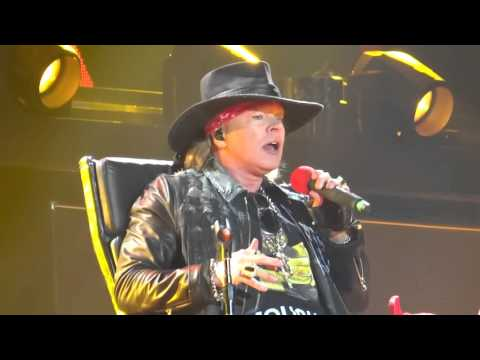 AC/DC & Axl Rose – Hell Ain't a Bad Place To Be – Lisboa, Portugal 7/5/16