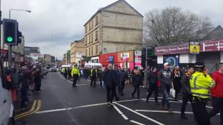 100th Anniversary 1916 Easter Rising Parade Glasgow