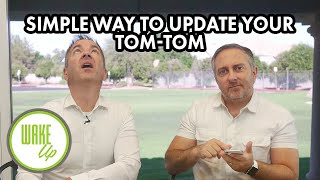 Simple Way to Update your Tom-Tom - WakeUP Daily Bible Study - 10-16-18