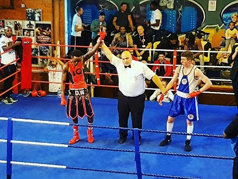 "DENNIS ""LIGHT OUT"" WAHOME VS KEIRAN O'DONNELL @LONDON DEVELOPMENT CHAMPIONSHIP SEMI FINALS 24/09/26"