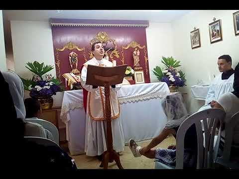 Sermón. San Diego de Alcalá.Confesor 13/11/2017.