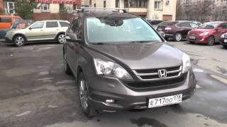 Выбираем б\у авто Honda CRV 3 (бюджет 900-950тр) + болталка за паркетники.